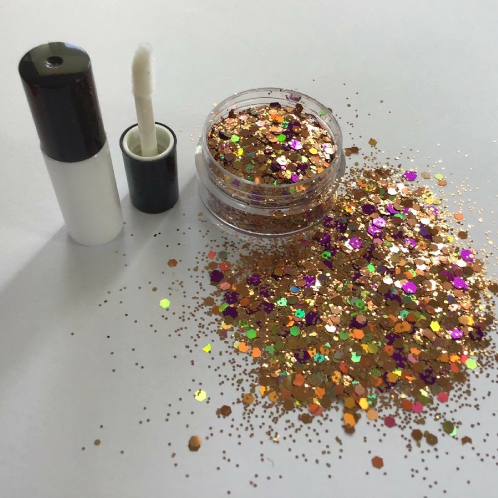 FESTIVAL GLITTER KIT - REBEL ROSE